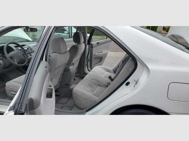 Toyota Camry 2004 price $7,991