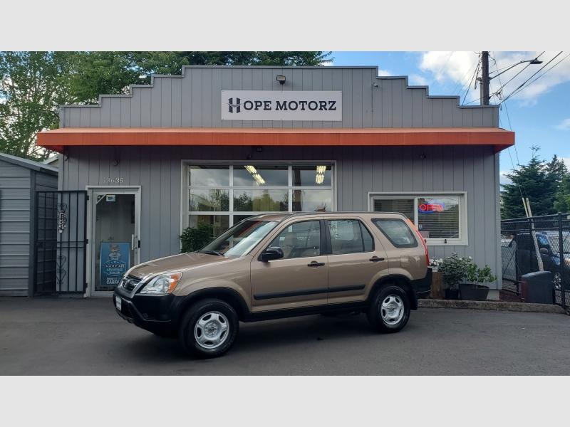 Honda CR-V 2002 price $9,991