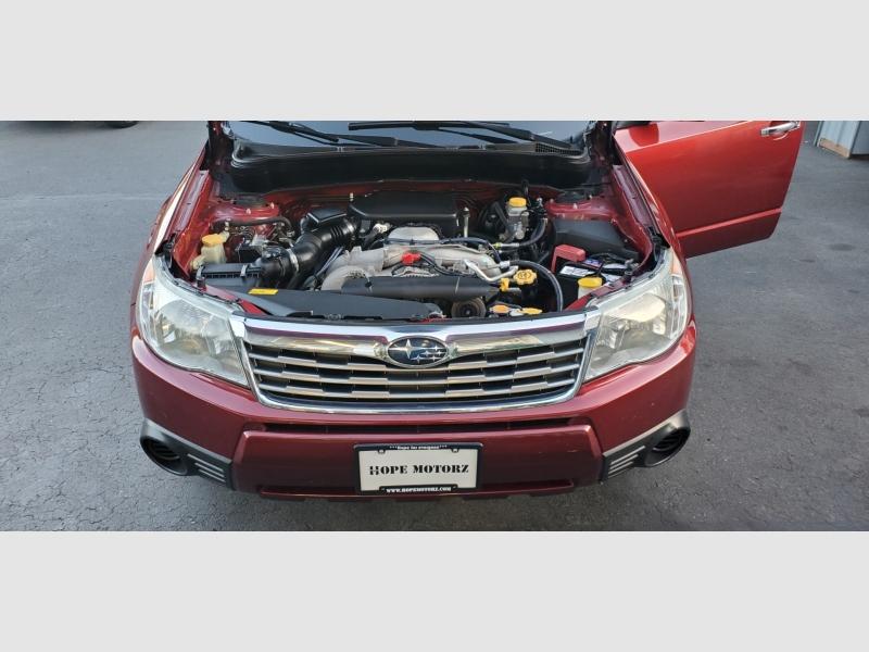 Subaru Forester 2010 price $11,991
