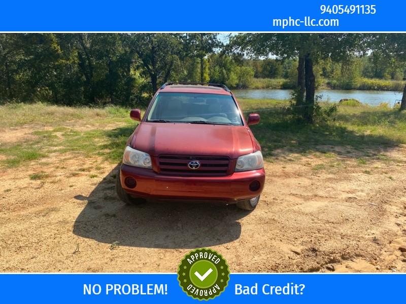 Toyota HIGHLANDER 2004 price $6,775