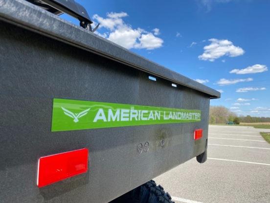 AMERICAN LANDMASTER EV+CRUISER PACKAGE 2021 price $15,499