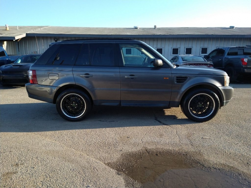 LAND ROVER RANGE ROVER SPO 2006 price Call for Pricing.