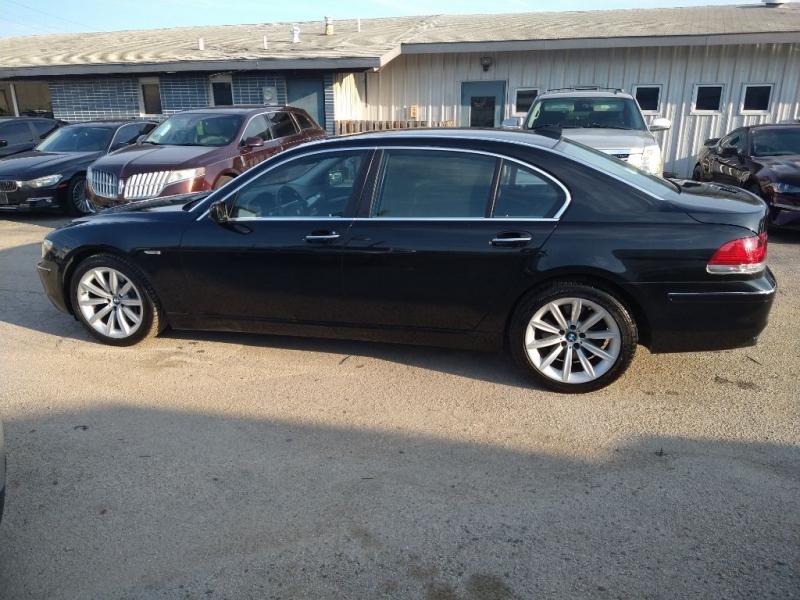 BMW 750LI 2007 price $14,000