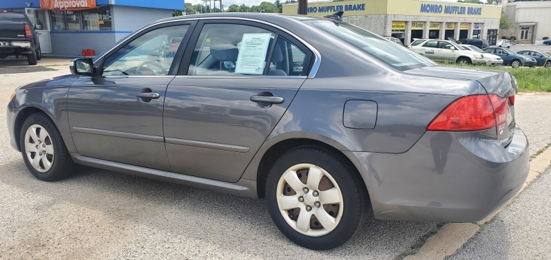 Kia Optima 2009 price $4,395 Cash