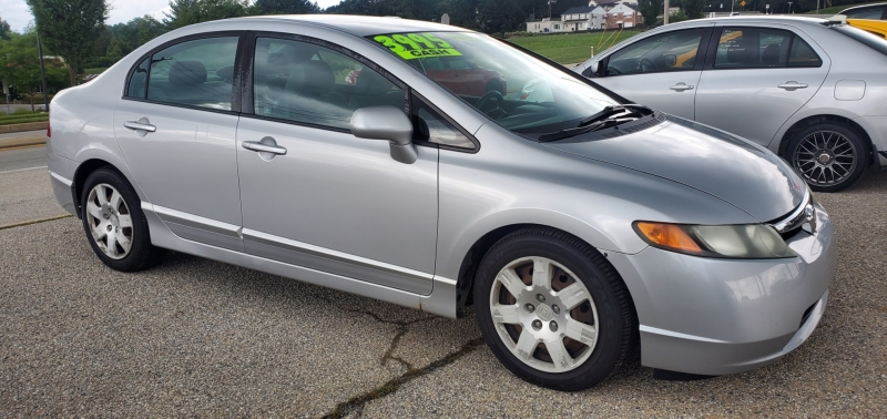 Honda Civic Sdn 2008 price $3,995 Cash