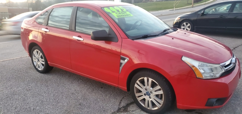 Ford Focus 2008 price $4,495 Cash