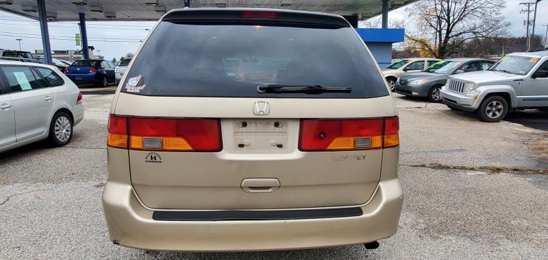 Honda Odyssey 2002 price $2,595