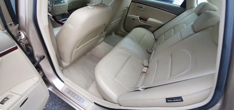 Hyundai Azera 2006 price $5,100