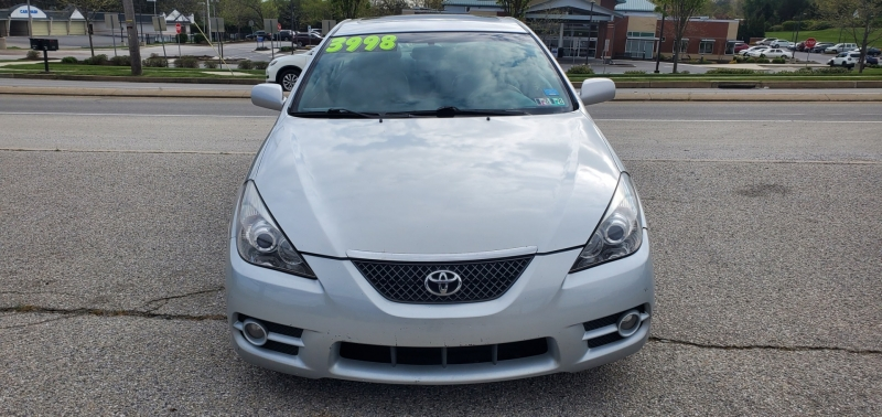 Toyota Camry Solara 2007 price $3,998 Cash