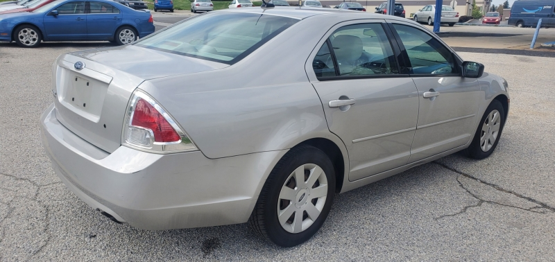 Ford Fusion 2008 price $3,998 Cash