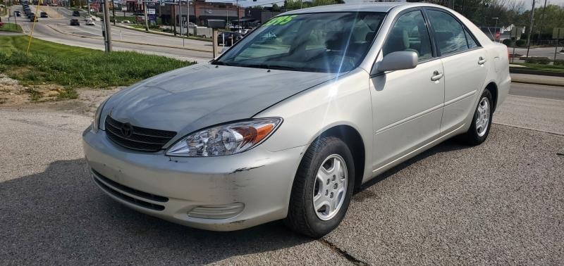 Toyota Camry 2003 price $3,395 Cash