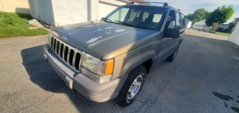 Jeep Grand Cherokee 1996 price $1,700 Cash