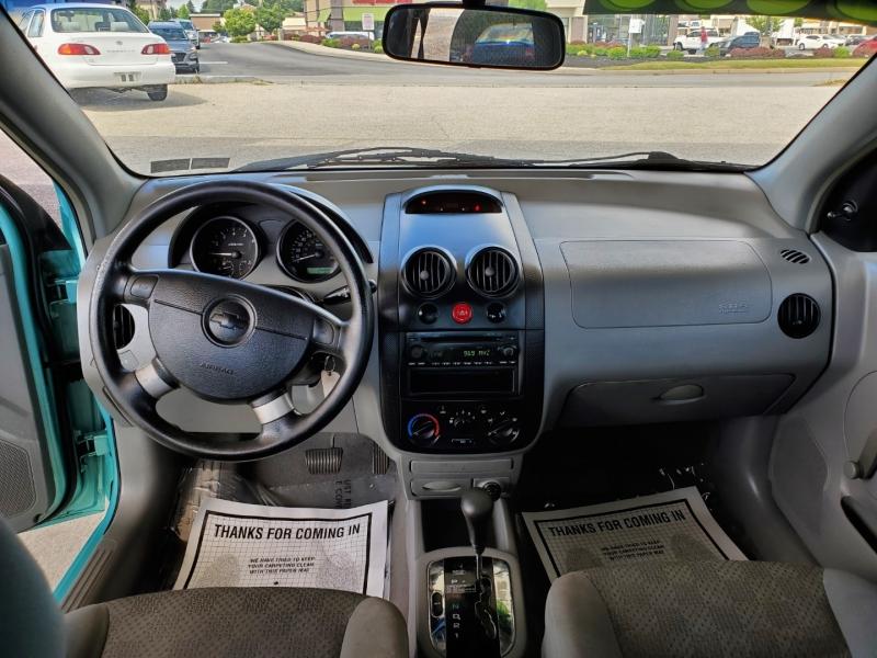 Chevrolet Aveo 2005 price $3,600 Cash
