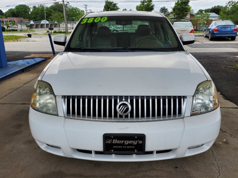 Mercury Montego 2005 price $3,600 Cash