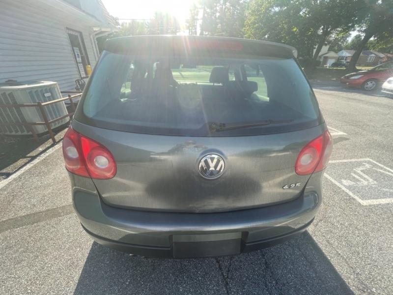 Volkswagen Rabbit 2007 price $2,600 Cash