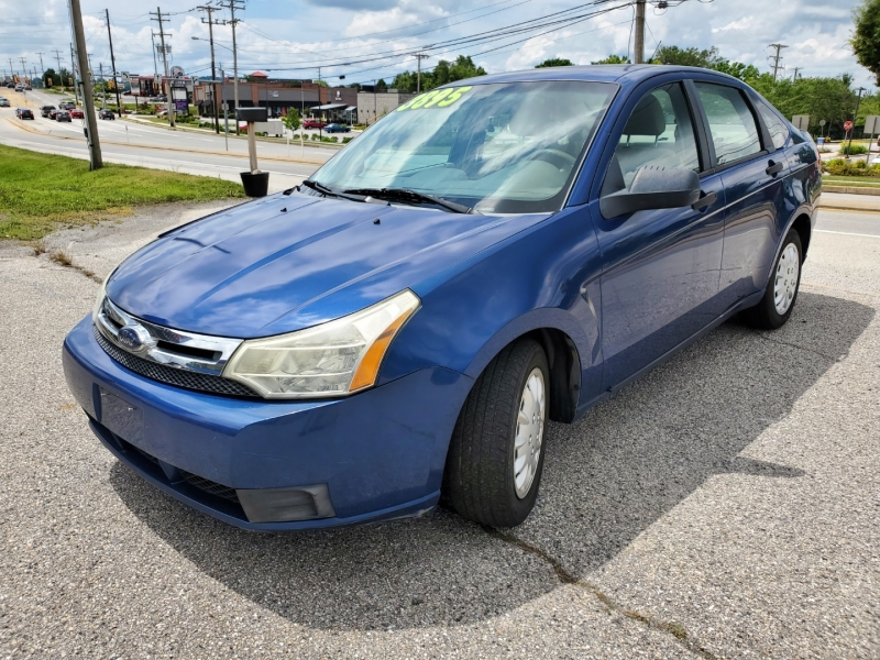 Ford Focus 2008 price $3,895 Cash