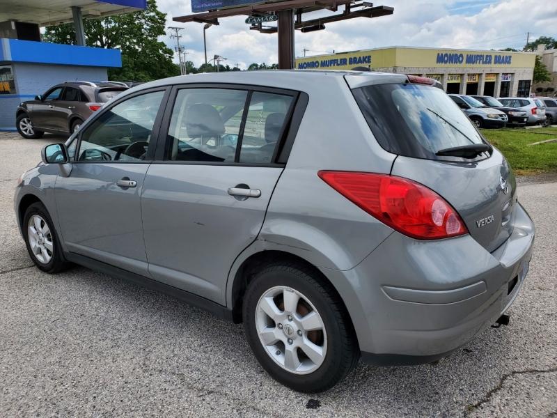 Nissan Versa 2008 price $4,495 Cash