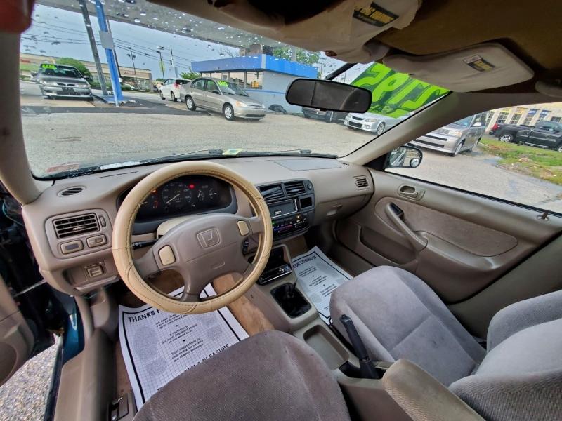 Honda Civic 1997 price $2,195