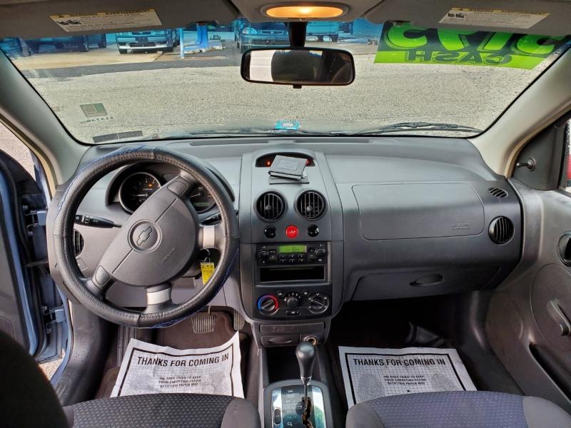 Chevrolet Aveo 2006 price $3,195