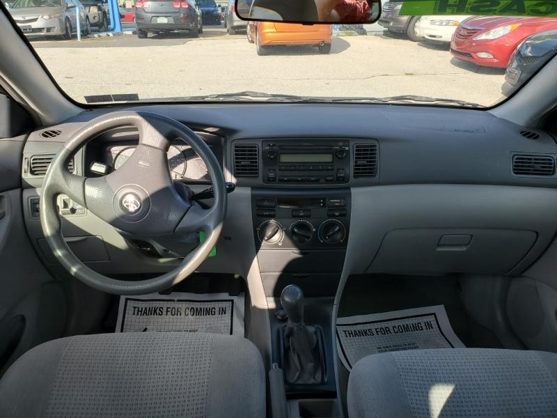 Toyota Corolla 2005 price $3,595
