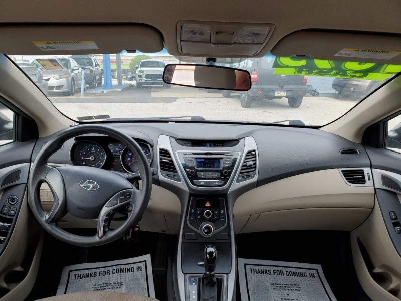 Hyundai Elantra 2014 price $7,895 Cash