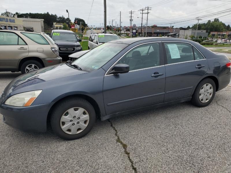 Honda Accord Sdn 2003 price $4,695 Cash