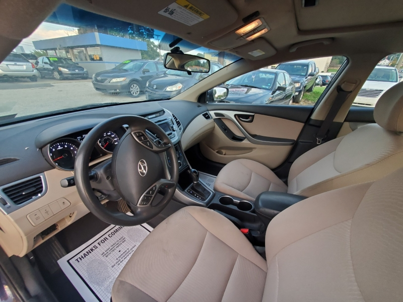 Hyundai Elantra 2014 price $7,295 Cash