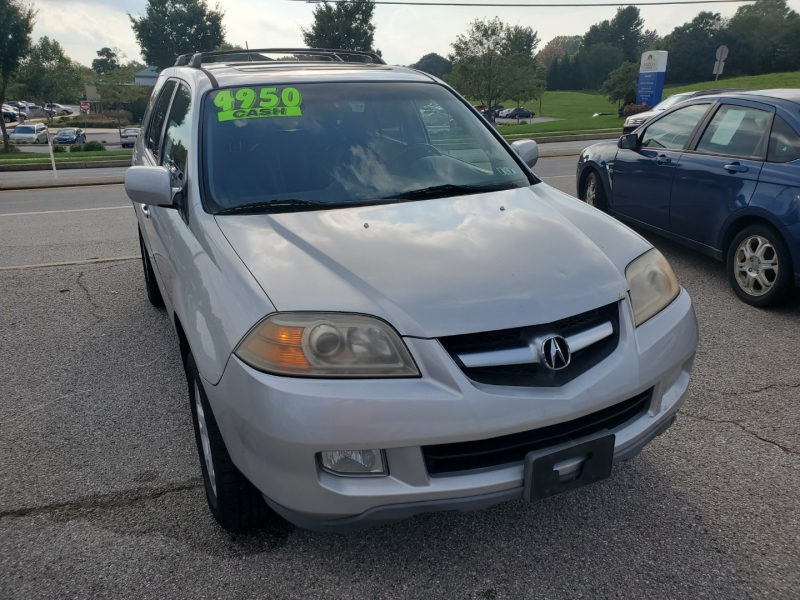 Acura MDX 2004 price $4,995 Cash
