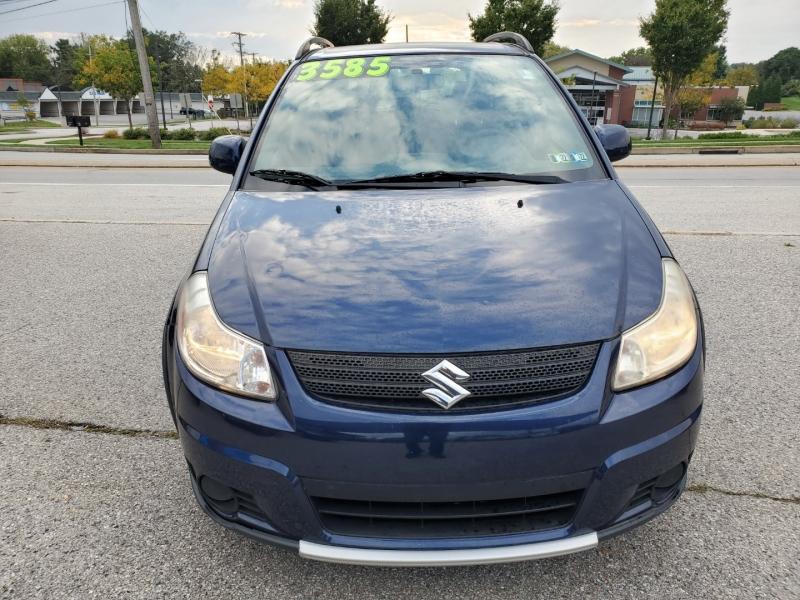 Suzuki SX4 2008 price $3,750 Cash