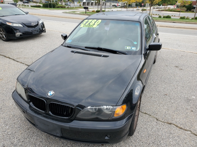 BMW 3-Series 2005 price $3,895