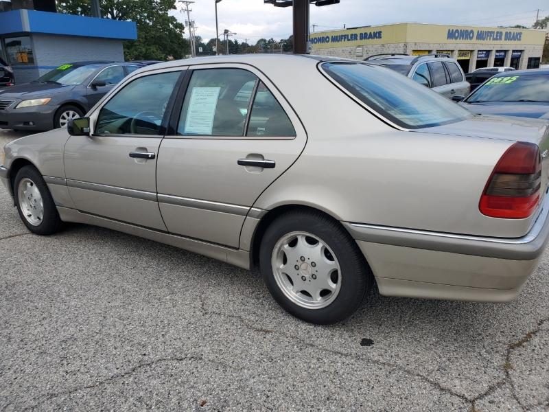 Mercedes-Benz C-Class 1998 price $3,495 Cash