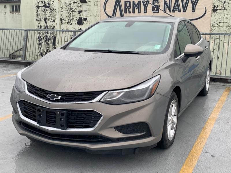 Chevrolet Cruze 2017 price $14,900