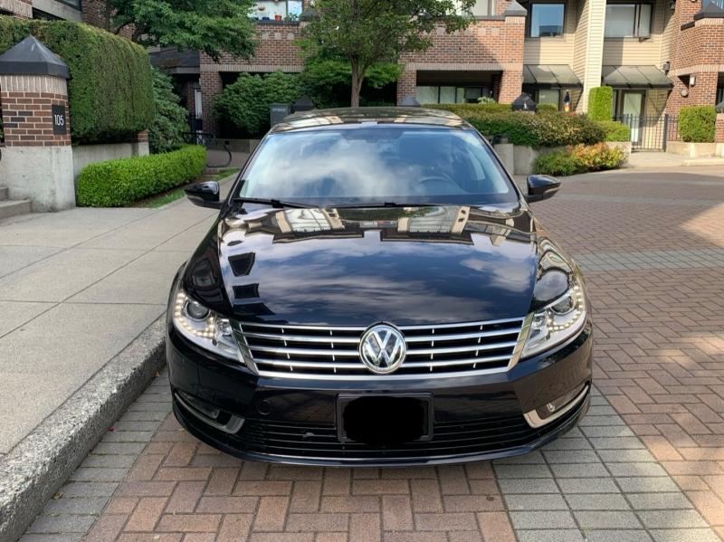 Volkswagen CC 2013 price $14,995