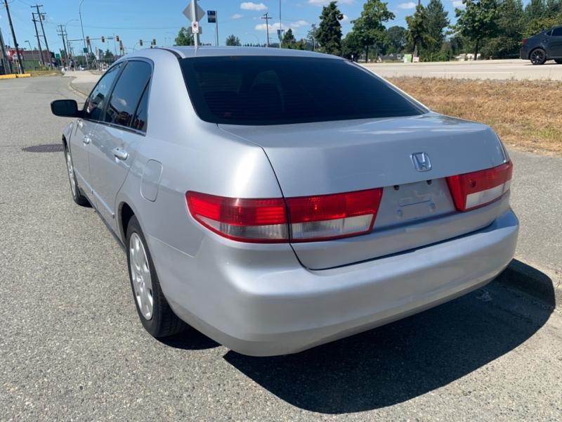 Honda Accord Sdn 2003 price $3,495