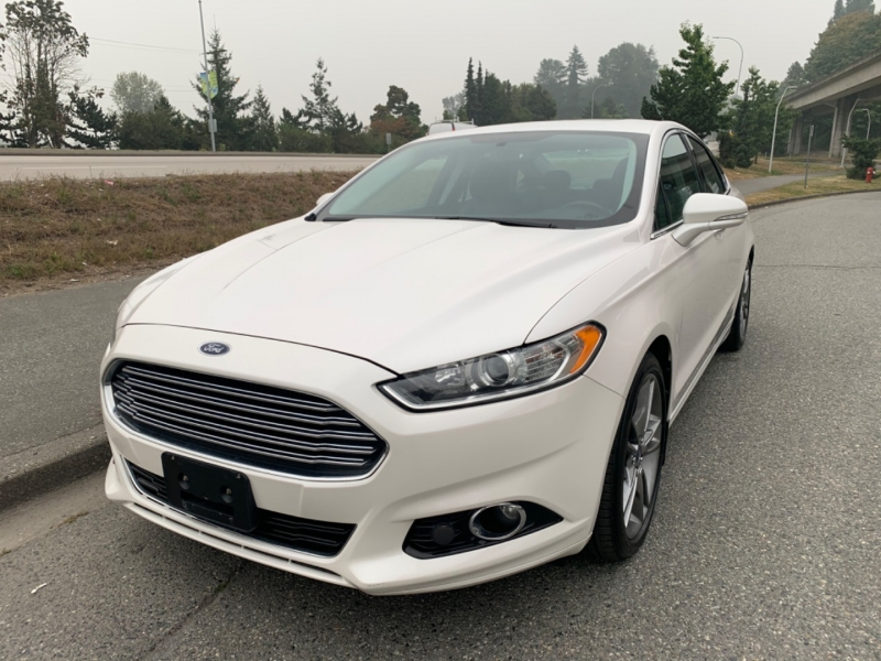 Ford Fusion 2013 price $12,995