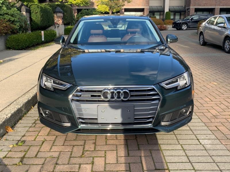 Audi A4 Sedan 2018 price $29,995