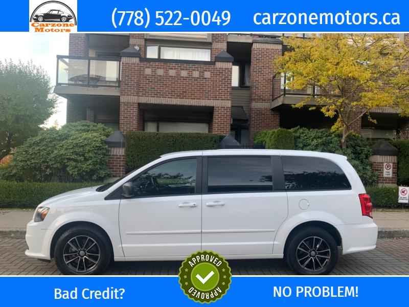 Dodge Grand Caravan 2016 price $16,995
