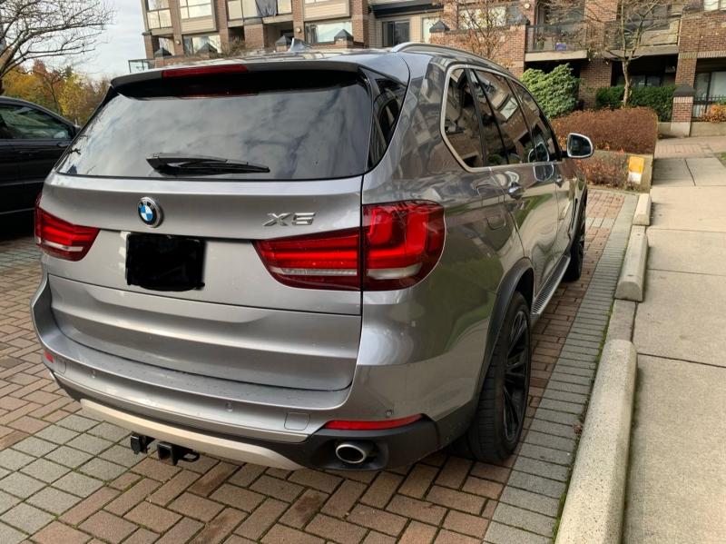 BMW X5 2015 price $29,995