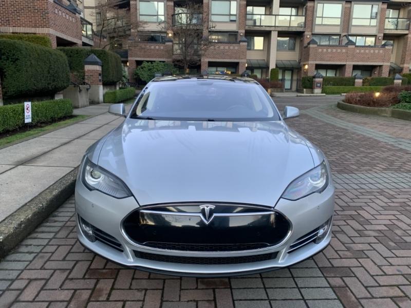 Tesla Model S 2014 price $44,995