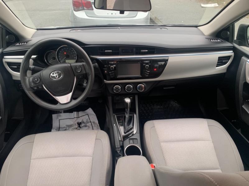Toyota Corolla 2014 price $13,500