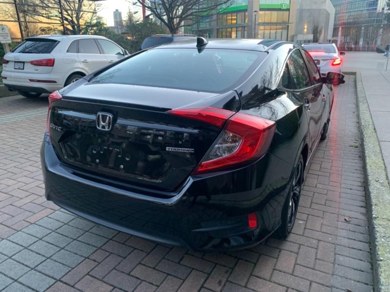 Honda Civic Sedan 2018 price $21,000
