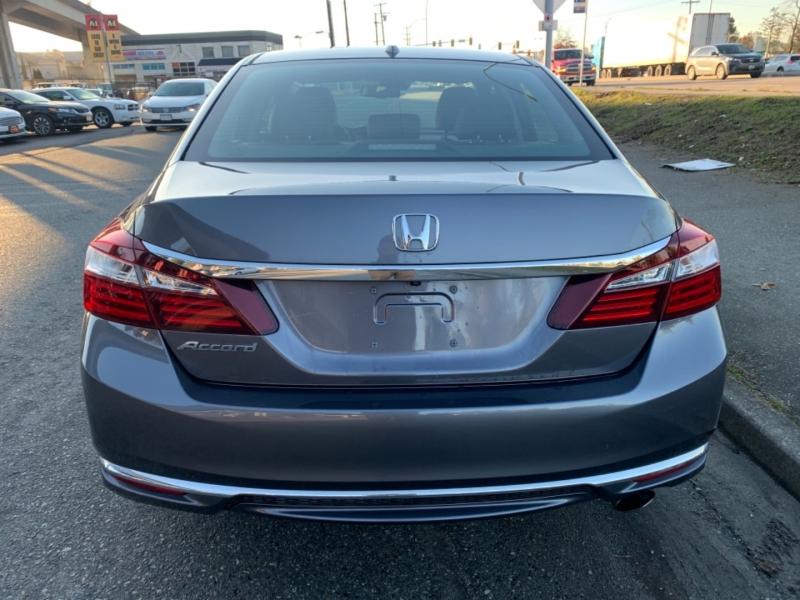Honda Accord Sedan 2016 price $19,495