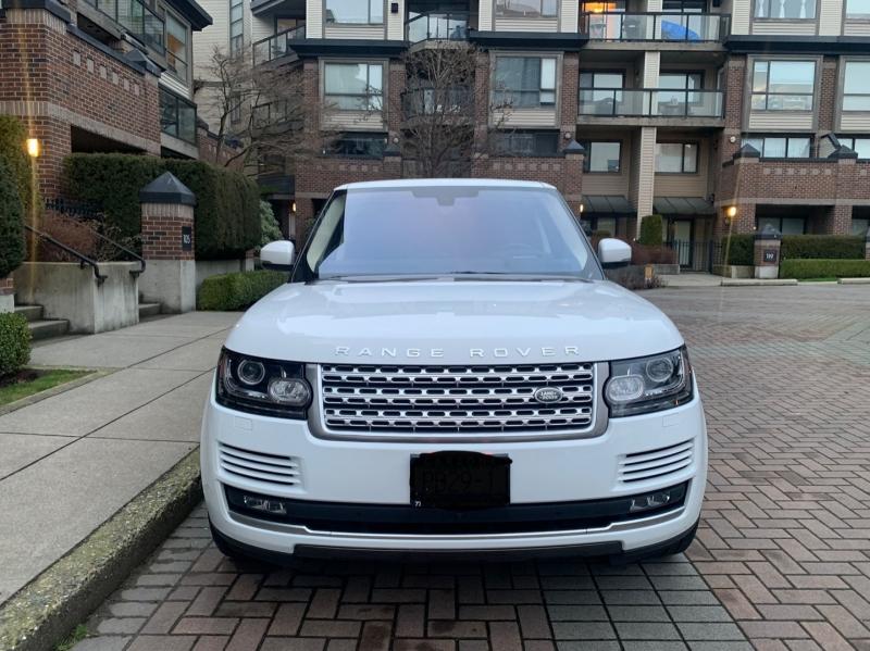 Land Rover Range Rover 2016 price $67,995