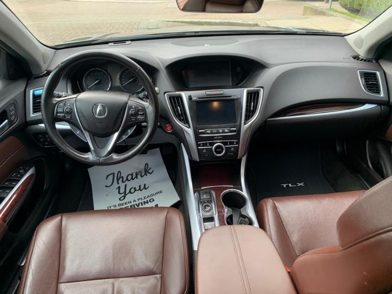 Acura TLX 2015 price $19,999
