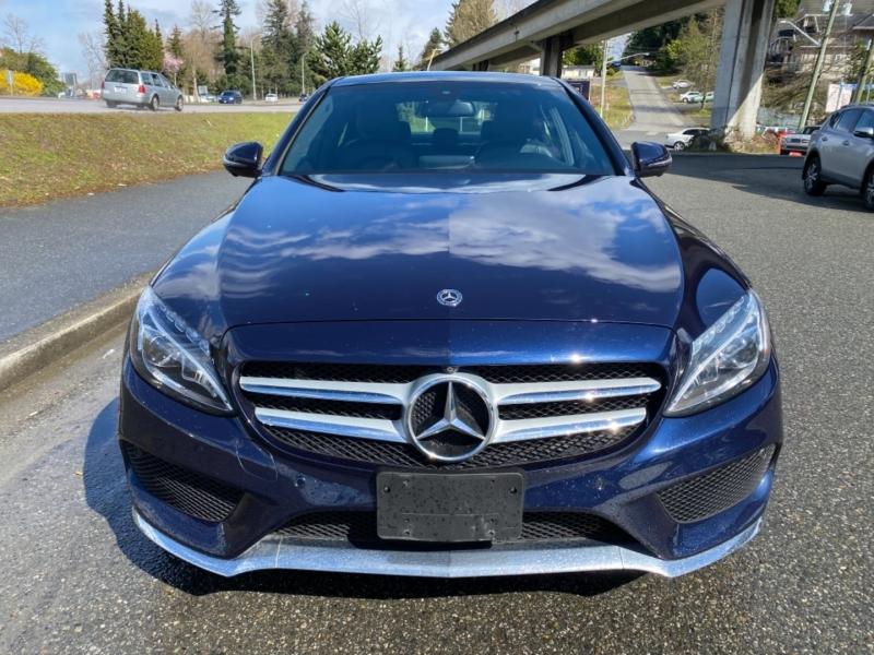 Mercedes-Benz C-Class 2017 price $29,999