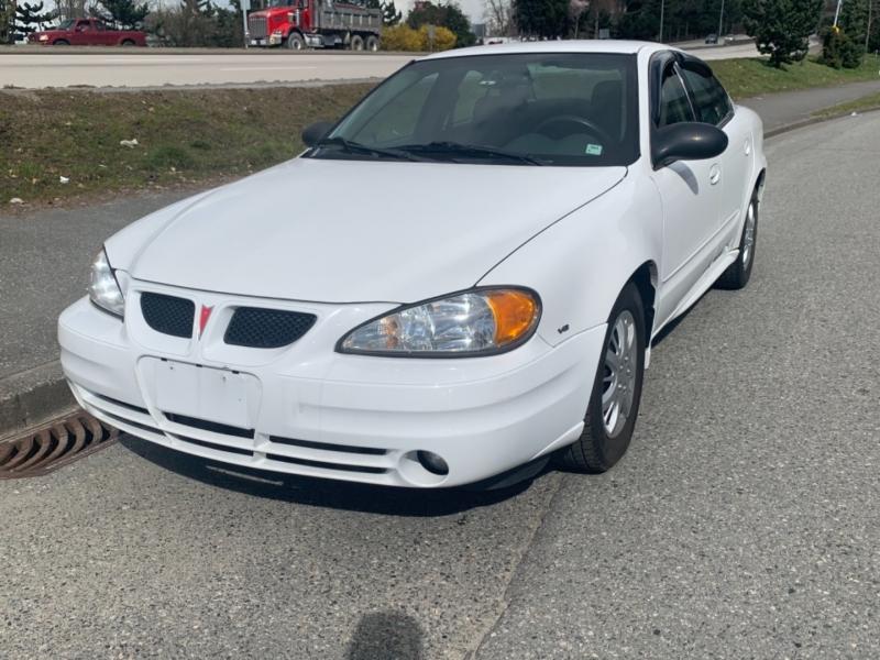 Pontiac Grand Am 2005 price $2,995