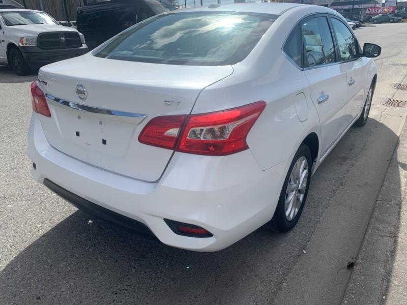 Nissan Sentra 2018 price $11,495