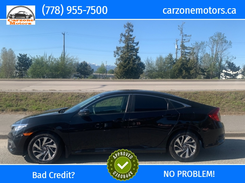 Honda Civic Sedan 2017 price $18,995