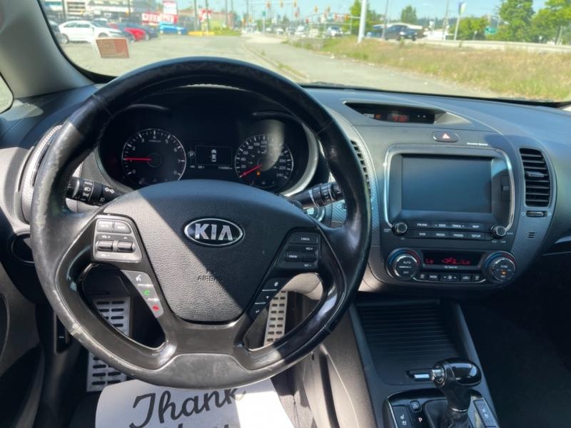 Kia Forte 2017 price $12,995