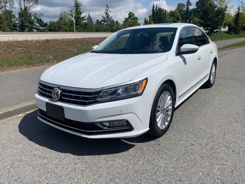 Volkswagen Passat 2017 price $18,995